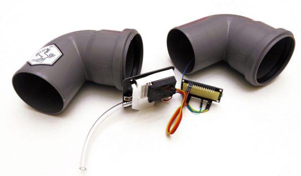 Feinstaubsensor. Bild (c) luftdaten.info