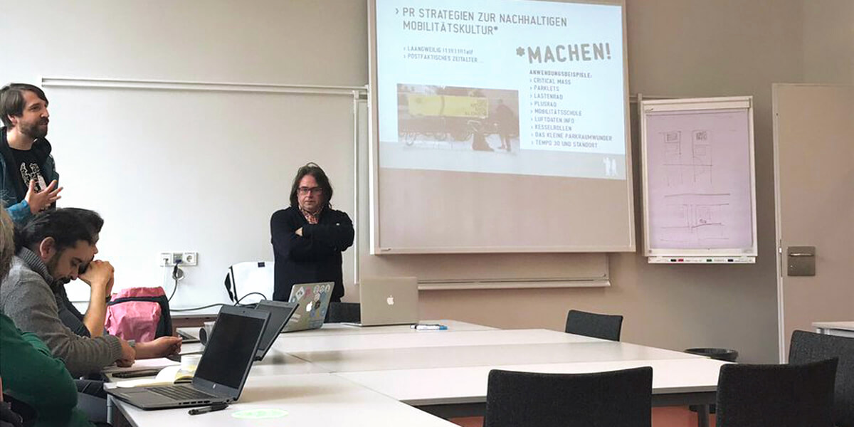 OK NRW Session Nachhaltige Mobilitätskultur Claus Seibt Jan Lutz