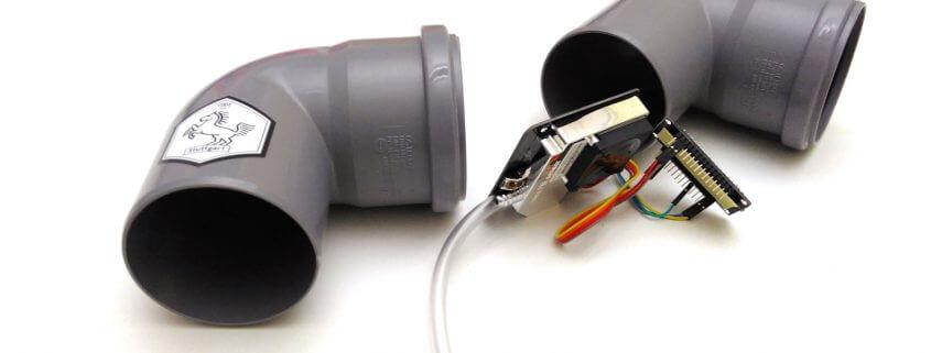 Feinstaub Sensor SDS011